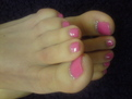 NEW Shellac colour - Hot Pop Pink